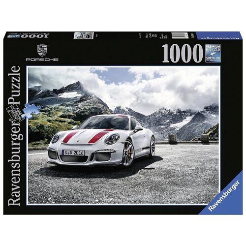 Ravensburger Puzzle »Puzzle 1000 Teile, 70x50 cm, Porsche 911R«, Puzzleteile