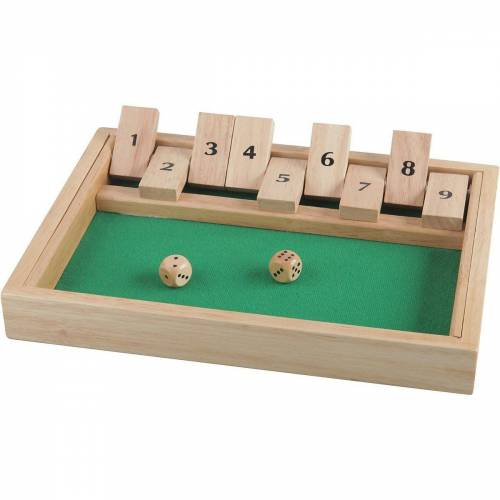 Natural Games Spiel, »Klappbrett 27 x 19 cm«