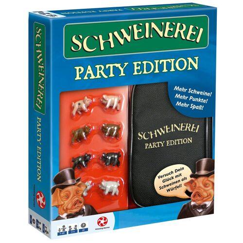 Winning Moves Spiel, Würfelspiel »Schweinerei Party Edition«