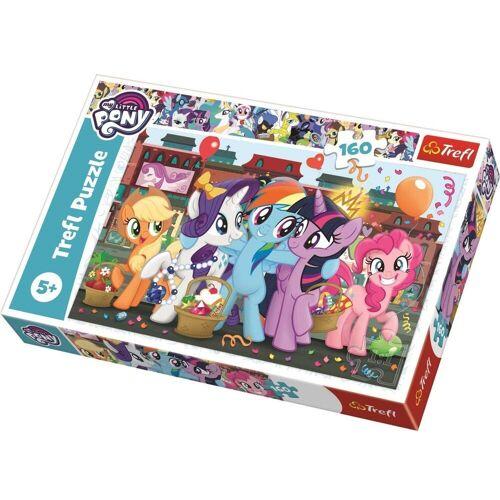 Trefl GmbH Puzzle »Trefl 15365 - My Little Pony, 160 Teile Puzzle«, 160 Puzzleteile