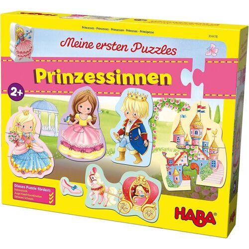 Haba Puzzle »304478 Meine ersten Puzzles - Prinzessinnen«, Puzzleteile