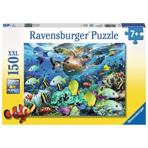 Ravensburger Puzzle »Unterwasserparadies«, 150 Puzzleteile
