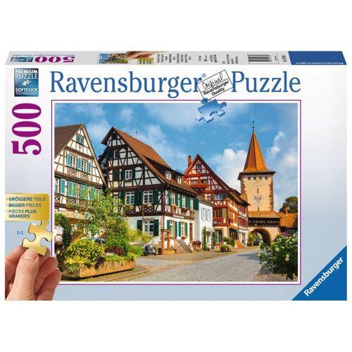 Ravensburger Puzzle »Gengenbach Im Kinzigtal«, 500 Puzzleteile
