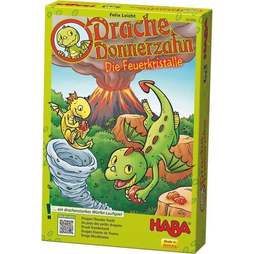 Haba Spiel, »Drache Donnerzahn - Die Feuerkristalle«