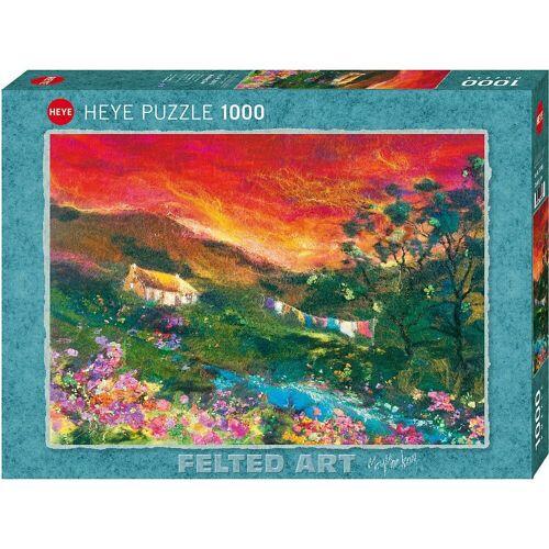 HEYE Puzzle »Puzzle Washing Line 1000 Teile«, Puzzleteile