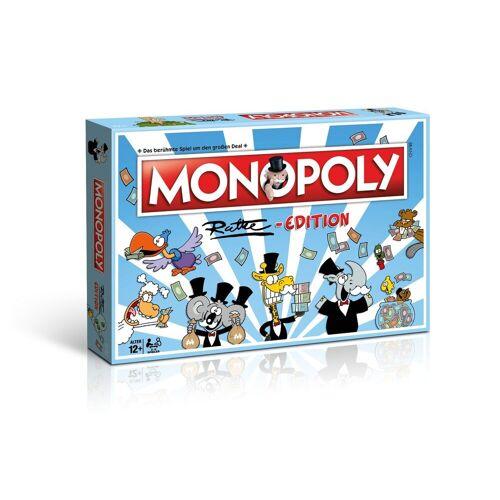 Winning Moves Spiel, Brettspiel »Monopoly Ruthe«