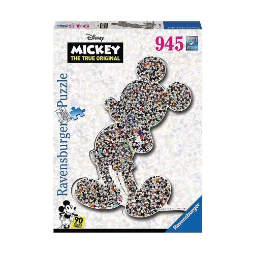 Ravensburger Puzzle »Shaped Puzzle 945 Teile, 78x55 cm, Mickey«, Puzzleteile