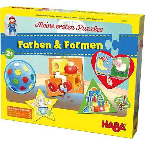 Haba Puzzle »304477 Meine ersten Puzzles - Farben & Formen«, Puzzleteile