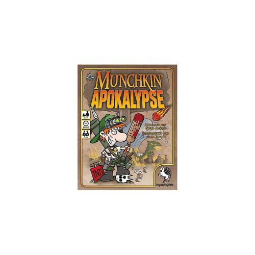 Pegasus Spiel, »Munchkin Apokalypse (Kartenspiel)«