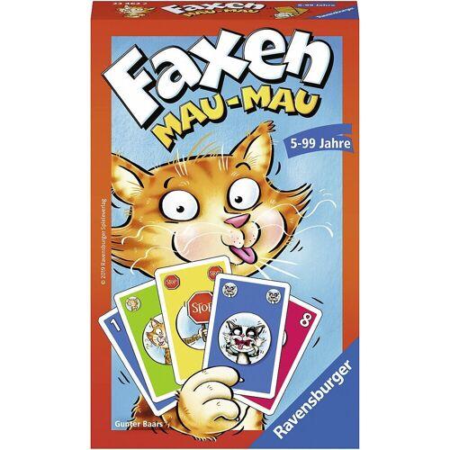 Ravensburger Spiel, »Faxen Mau-Mau«