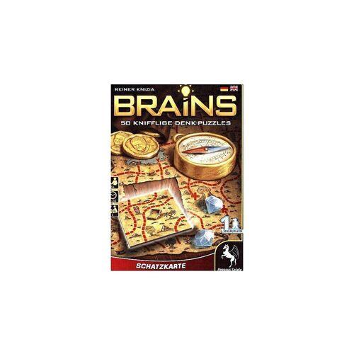 Pegasus Spiel, »Brains - Schatzkarte (Spiel)«