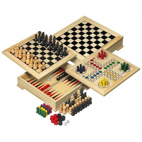 Philos Spielesammlung, »Spielesammlung Holz Mini«
