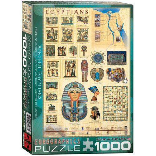 empireposter Puzzle »Antikes Ägypten - 1000 Teile Puzzle im Format 68x48 cm«, Puzzleteile