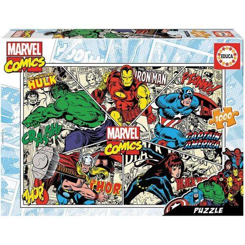 Educa Puzzle »Puzzle Marvel Comics, 1.000 Teile«, Puzzleteile