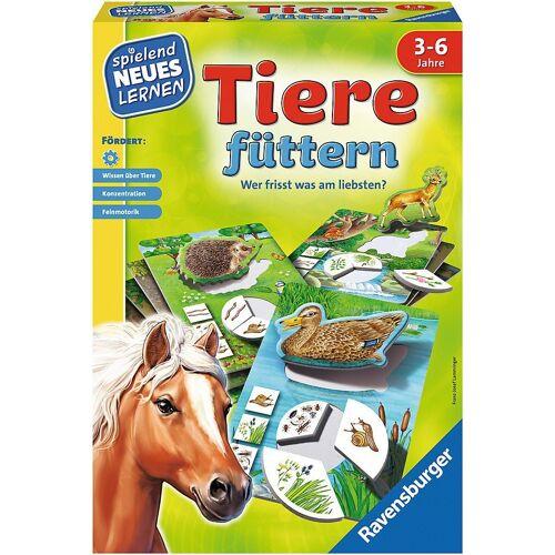 Ravensburger Lernspielzeug »Tiere füttern«