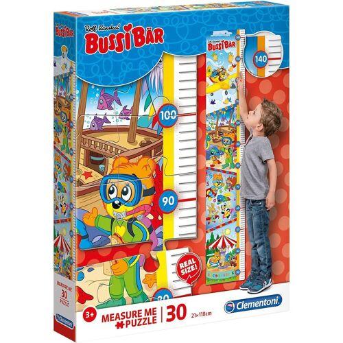 Clementoni® Puzzle »Puzzle 30 Teile Bussi Bär«, Puzzleteile