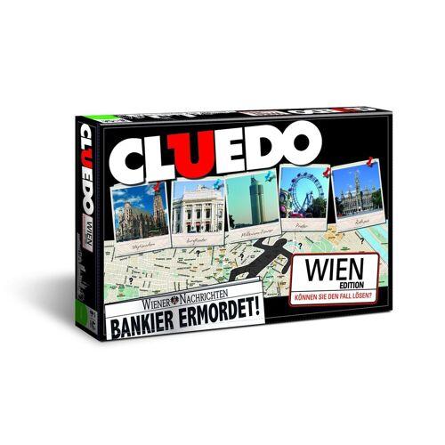 Winning Moves Spiel, Brettspiel »Cluedo Wien«