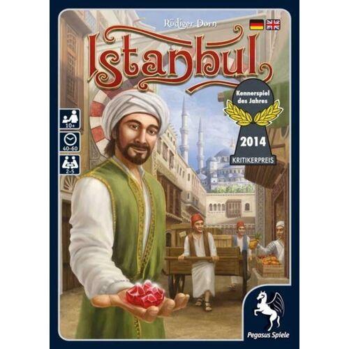 Pegasus Spiele Spiel, »Brettspiel Istanbul Kennerspiel des Jahres 2014 Neu Top«