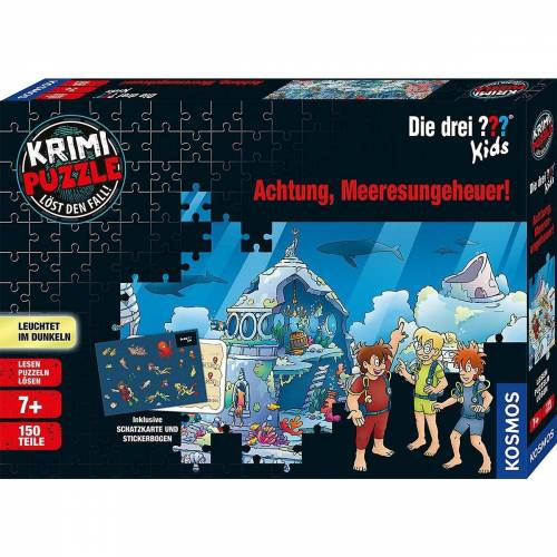 Kosmos Puzzle, Puzzleteile