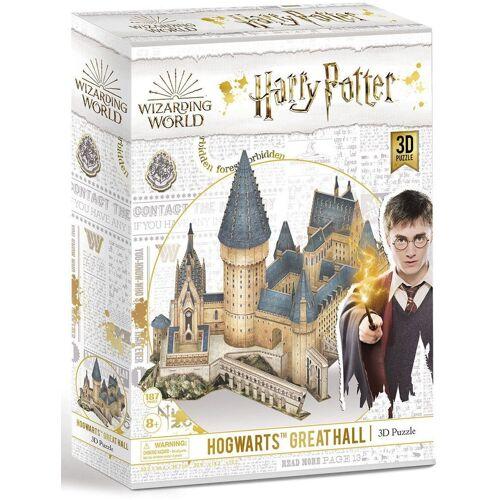 Revell® 3D-Puzzle »Harry Potter Hogwarts™ Great Hall, die Große Halle«, 187 Puzzleteile