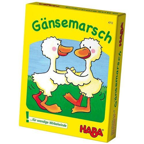 Haba Spiel, »4712 Kartenspiel Gänsemarsch«
