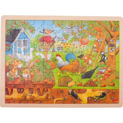 goki Puzzle, Puzzleteile