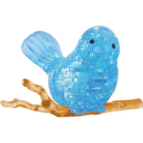 HCM KINZEL 3D-Puzzle »Crystal Puzzle - Vogel«, Puzzleteile