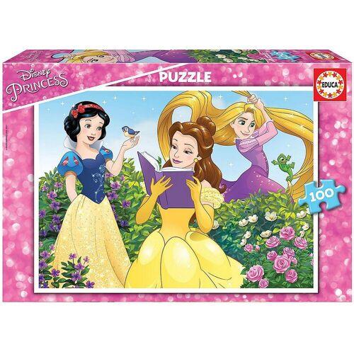 Educa Puzzle »Puzzle Disney Princesses, 100 Teile«, Puzzleteile