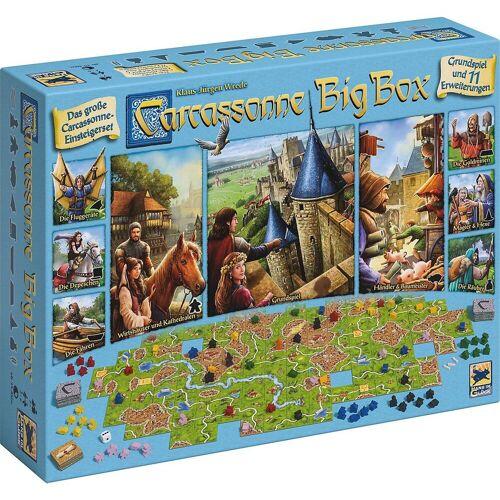 Hans im Glück Spiel, »Carcassonne Big Box«