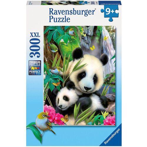 Ravensburger Puzzle »Puzzle, 300 Teile XXL, 49x36 cm, Lieber Panda«, Puzzleteile