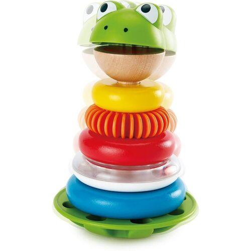 Hape Stapelspielzeug »Stapel Frosch«