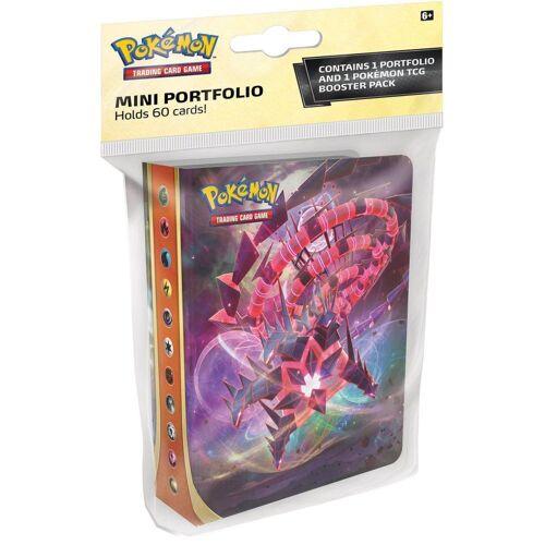 """POKÉMON Sammelkarte »Pokémon – Sammelalbum für 60 Karten - 1 x Booster """"Sword & Shield: Darkness Ablaze"""" - englisch«"""