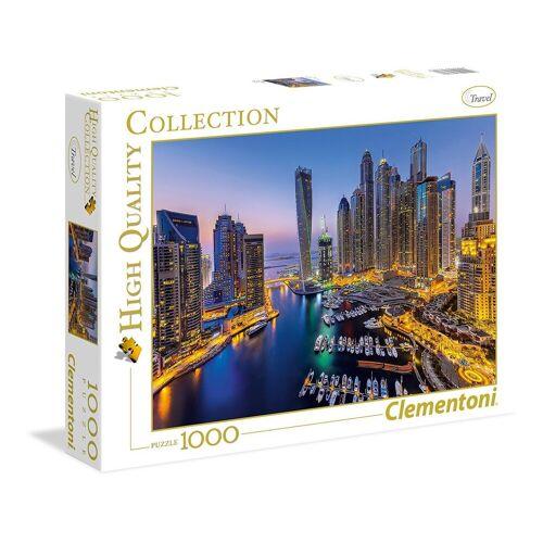 """Clementoni® Steckpuzzle »High Quality Collection Puzzle """"Dubai""""«, 1000 Puzzleteile"""