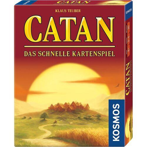 Kosmos Spiel, »Catan - Das schnelle Kartenspiel«