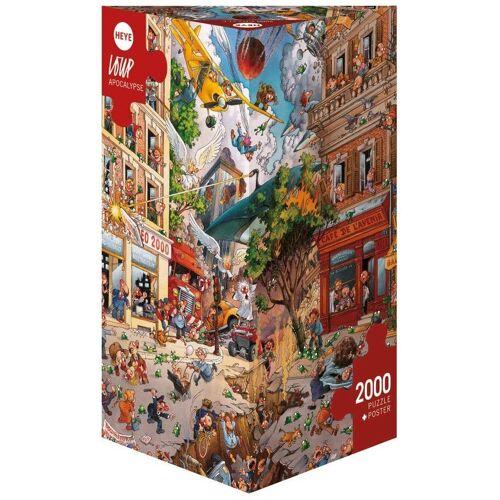 HEYE Puzzle »Apocalypse, Loup«, 2000 Puzzleteile