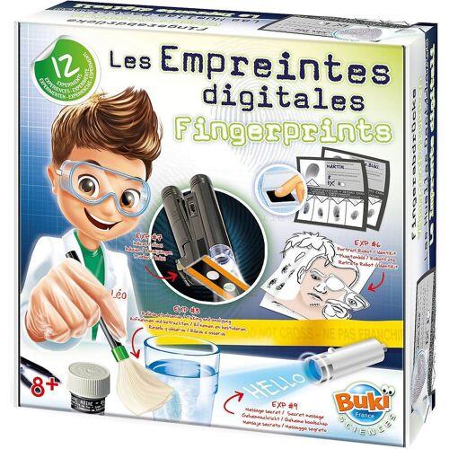 Buki Lernspielzeug »Fingerabdrücke«