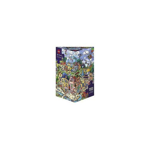 HEYE Puzzle »Puzzle Happytown, Berman, 1.500 Teile«, Puzzleteile