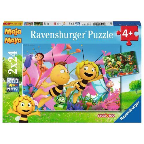 Ravensburger Puzzle »Die Kleine Biene Maja«, 48 Puzzleteile