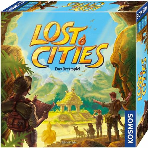 Kosmos Spiel, »Lost Cities - Das Brettspiel«