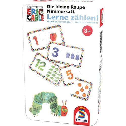 Schmidt Spiele Lernspielzeug »Die Kleine Raupe Nimmersatt, Lerne zählen!«