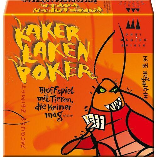 Drei Magier Spiele Spiel, »Kakerlakenpoker«