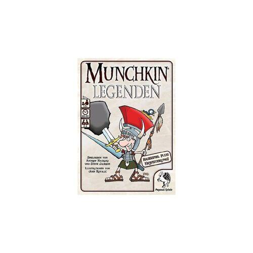 Pegasus Spiel, »Munchkin Legenden 1 + 2 (Kartenspiel)«