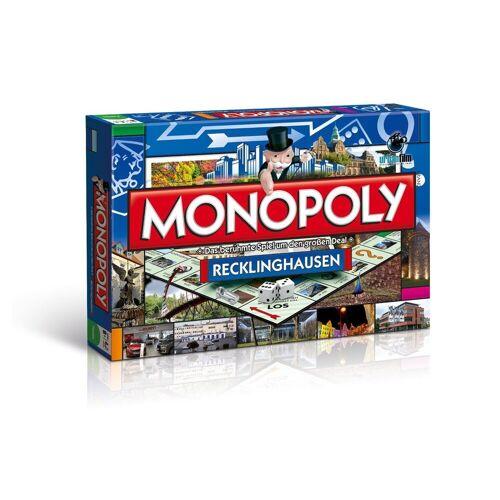 Winning Moves Spiel, Brettspiel »Monopoly Recklinghausen«