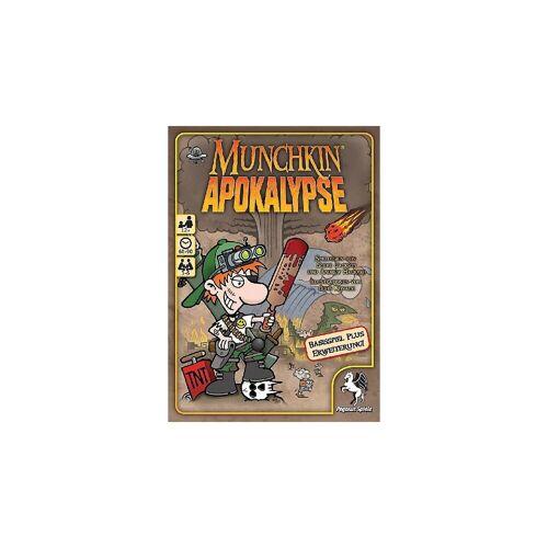 Pegasus Spiel, »Munchkin Apokalypse 1 + 2 (Kartenspiel)«