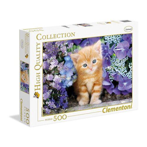Clementoni® Puzzle, Puzzleteile