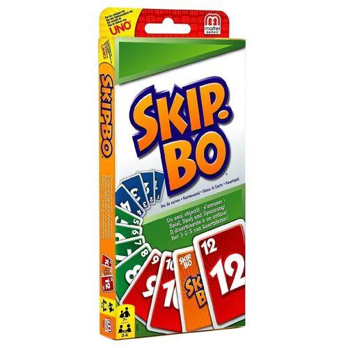 Mattel Spiel, »Mattel 52370 - Kartenspiel, Skip-Bo«