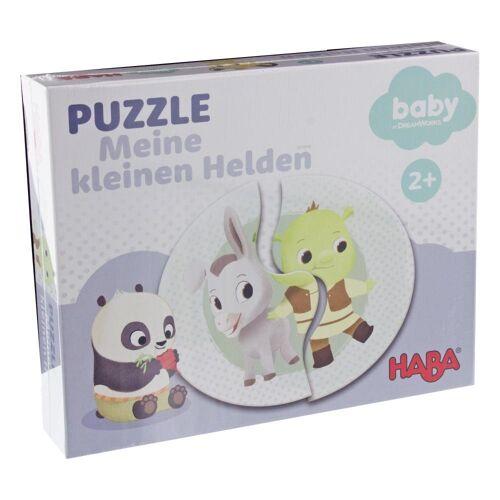 Haba Puzzle »Meine Kleinen Helden«, 12 Puzzleteile