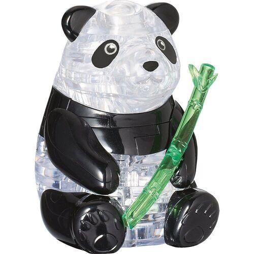 HCM KINZEL 3D-Puzzle »Crystal Puzzle - Panda«, Puzzleteile