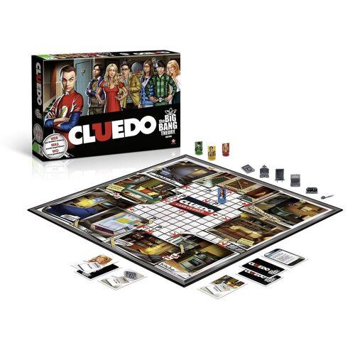 Winning Moves Spiel, Brettspiel »Cluedo The Big Bang Theory (Deutsch)«