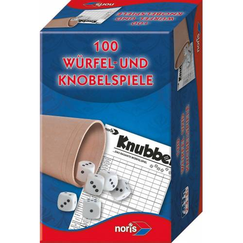 Noris Spiel, »100 Würfel- und Knobelspiele«